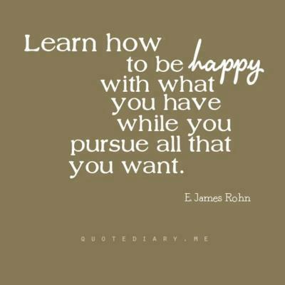 Learn to be Happy
